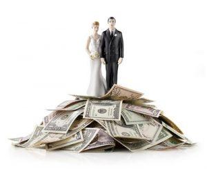 هزینه عروسی در اصفهان