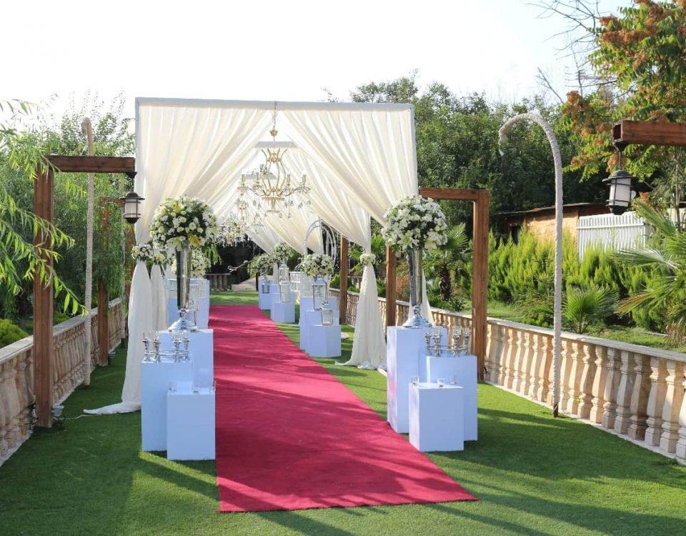 ملزومات تشریفات عروسی