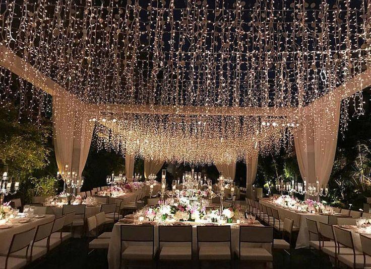 جلوه های نور عروسی
