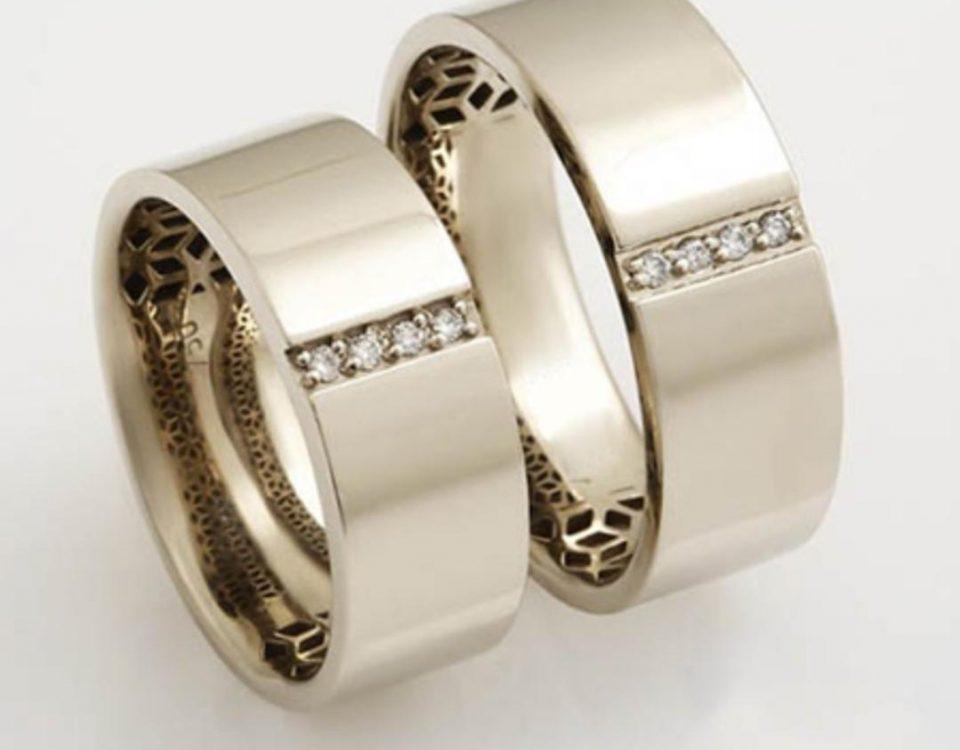 انتخاب حلقه ی ازدواج